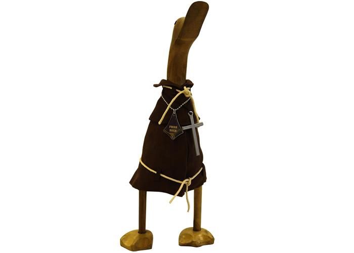 Wooden Duck - FRIAR DUCK