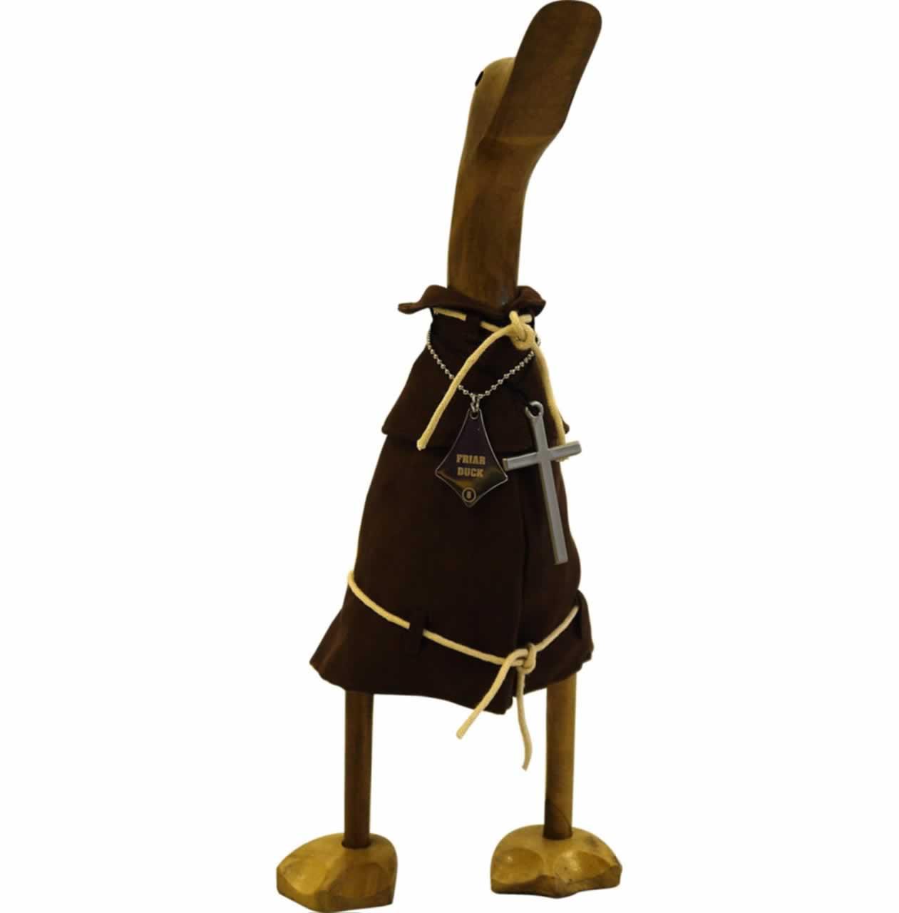 Friar Tuck Wooden Duck Legendary Character