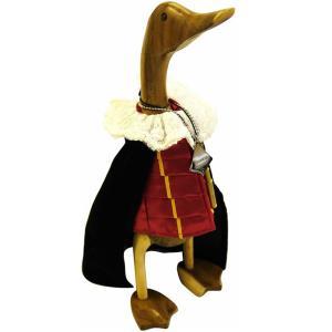 Sir Francis Drake Elizabethan Wooden Duck